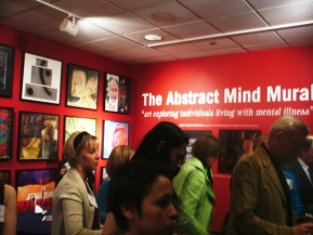 The Abstract Mind was presented in Chicago in 2006