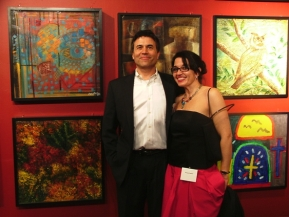 ARTE SMALL SIZE GALLERYAldo Foundation 018ExPO