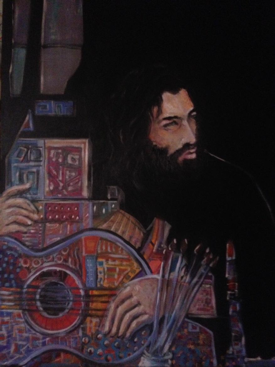65x90 oil on canvas